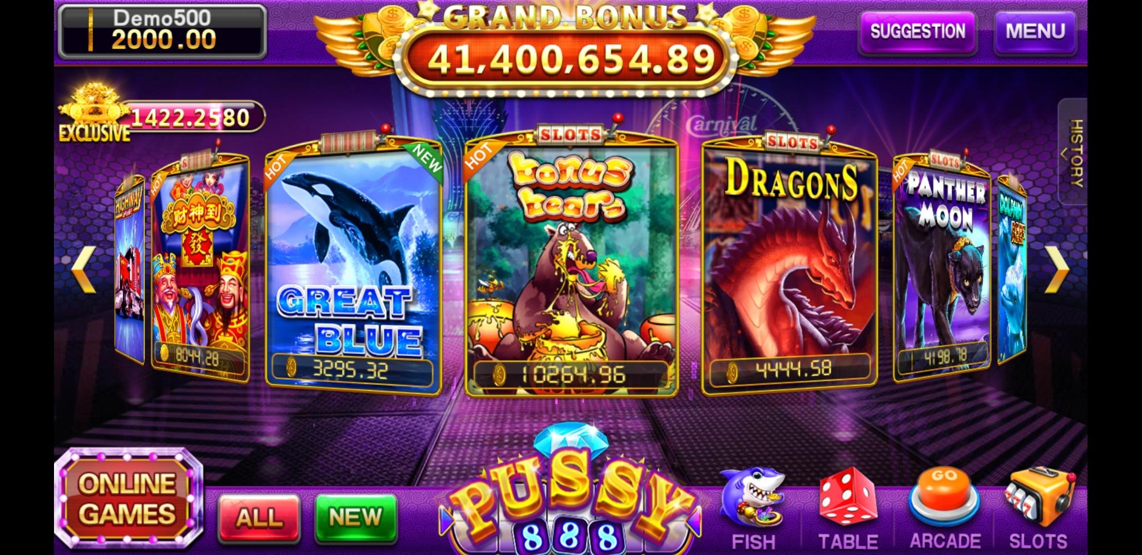 Zodiac casino mobile